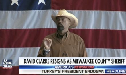 Retired Sheriff David Clarke to Join Super PAC