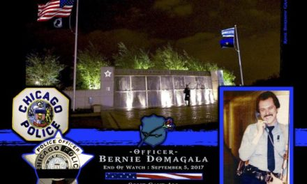 In Memoriam Officer Bernie Domagala