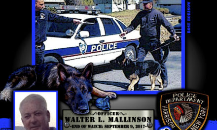 In Memoriam Officer Walter Mallinson