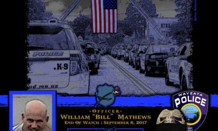 In Memoriam Officer William Mathews