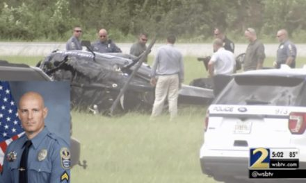 Gwinnett County Police Helicopter Pilot Paralyzed in Crash