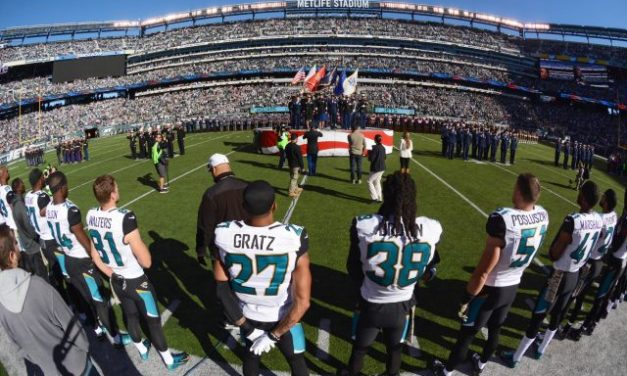 Remember When the NFL Stood for the National Anthem?