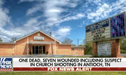 Tennessee Church Shooting Leaves 1 Dead, 7 Wounded