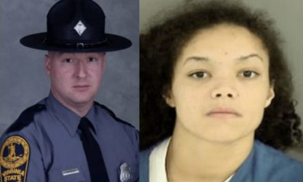Woman Charged With Shooting Virginia State Trooper
