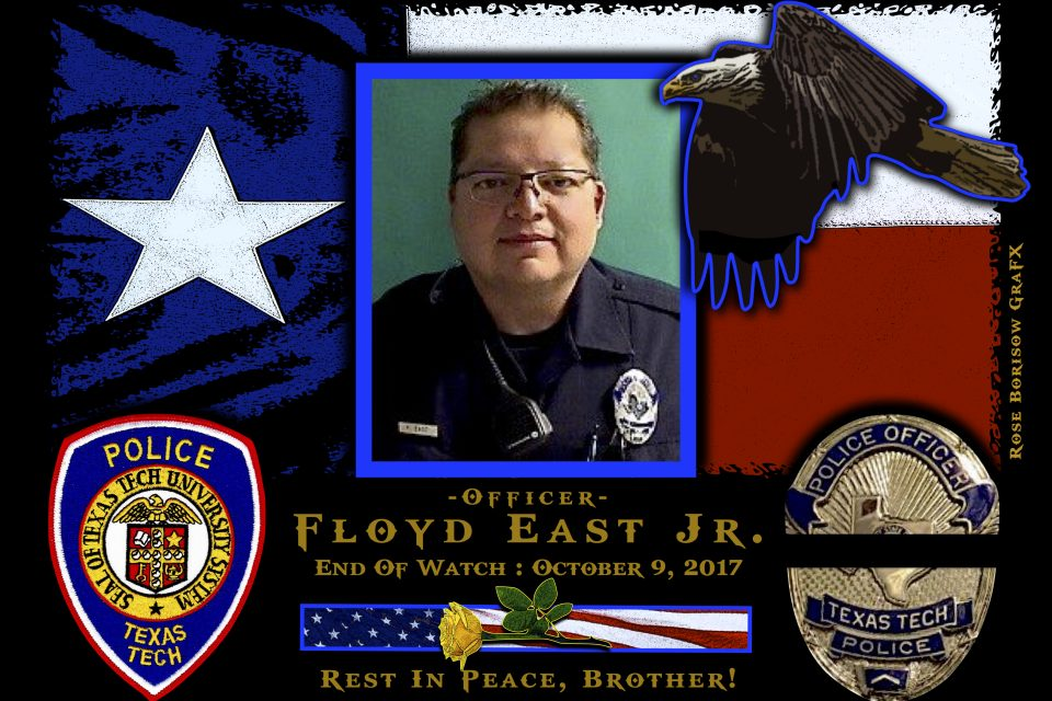 Texas Tech campus police officer killed at HQ, Suspect