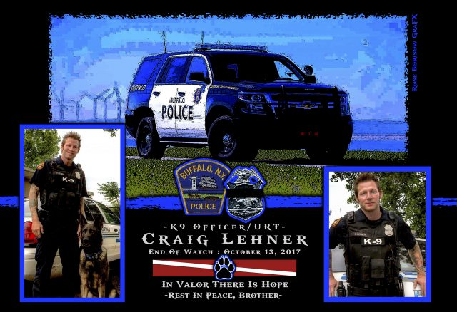 In Memoriam Officer Craig Lehner