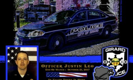 In Memoriam Officer Justin Leo