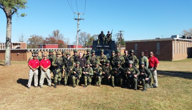 Tactical Training with a Greater Purpose: Ground Operations Development (GOD)