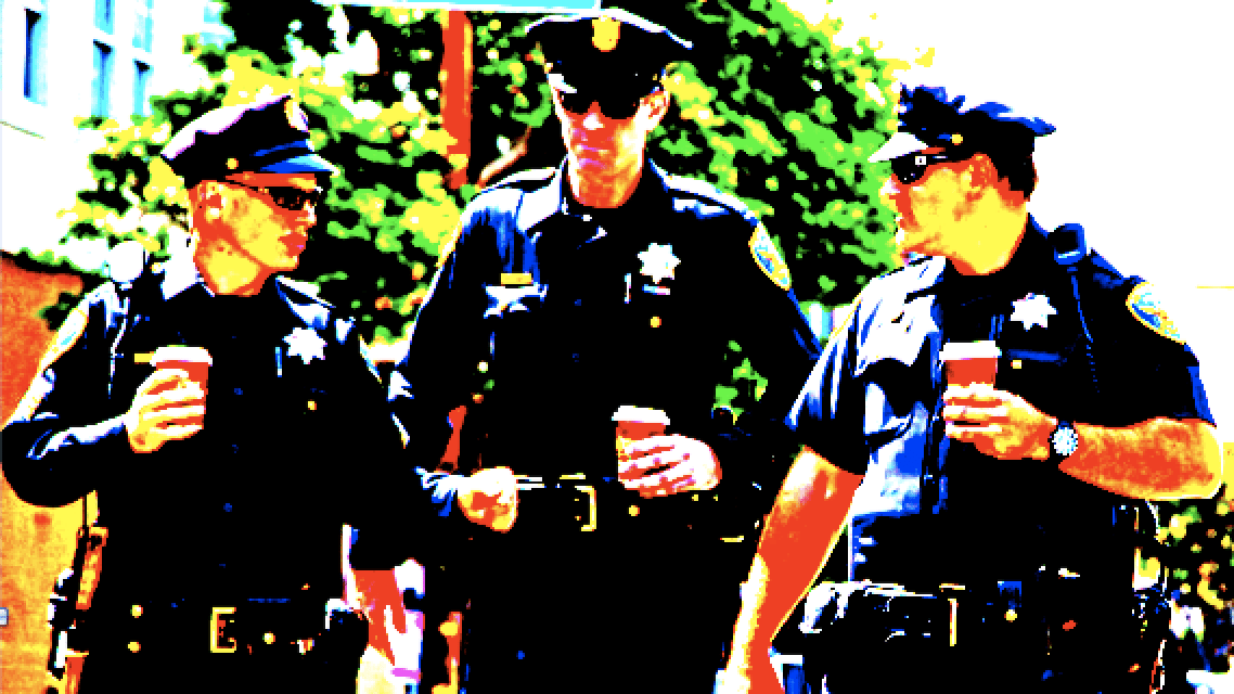 Are Cops Holding Back?