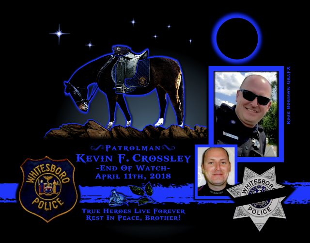 In Memoriam Officer Kevin Crossley