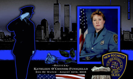 In Memoriam Officer Kathleen O'Connor-Funigiello