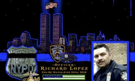 In Memoriam Officer Richard Lopez