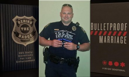 Profiles In Service – From Police Officer To Successful Author and Motivational Speaker.