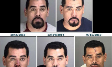 Suspect who shot at Napa County deputy had been deported three times