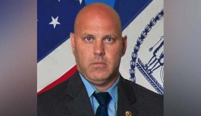 Friendly fire takes life of NYPD detective
