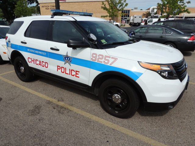 (Chicago_Police_Interceptor_Utility Creative Commons Attribution 3.0 Unported by Asher Heimermann)
