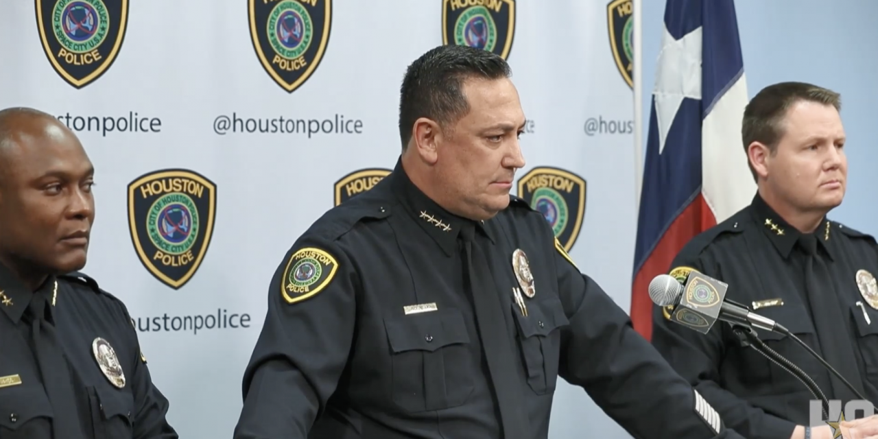 Houston Chief Critical of Union President's Fiery Comments