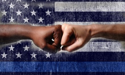 Formulated Racism and the Thin Blue Line Flag