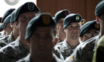5 Lessons Police Can Learn from the Green Berets