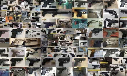 TSA Discovered Record Number of Guns in 2018