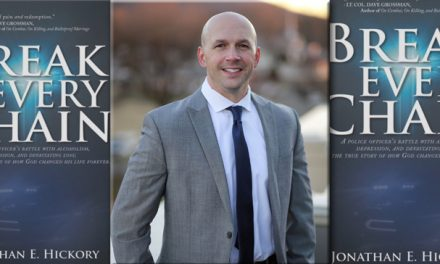 Profiles In Courage – Officer Jonathan Hickory – Break Every Chain
