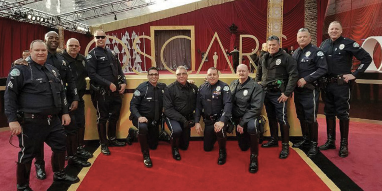 Guns Galore at the Academy Awards - Law Enforcement Today