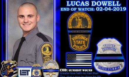 In Memoriam Trooper Lucas Dowell