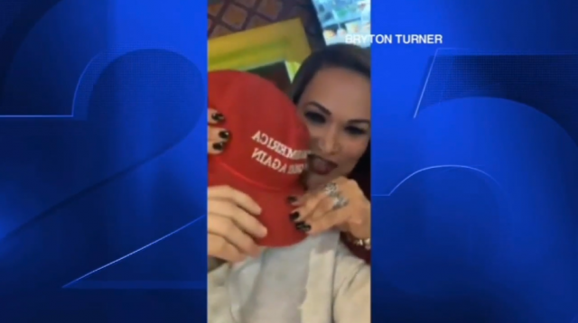 Illegal immigrant who attacked man wearing MAGA hat in ICE custody