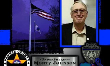 In Memoriam Undersheriff Monty Johnson
