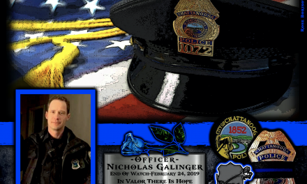 In Memoriam Officer Nicholas Galinger