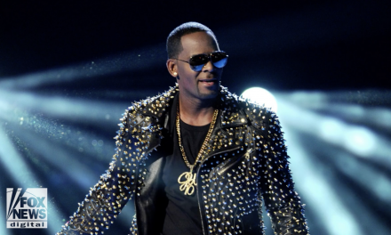 R&B star R. Kelly charged with 10 counts of criminal sexual abuse