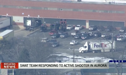 BREAKING: Active Shooter Reported in Illinois, Officers Shot