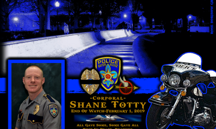 In Memoriam Corporal Shane Totty