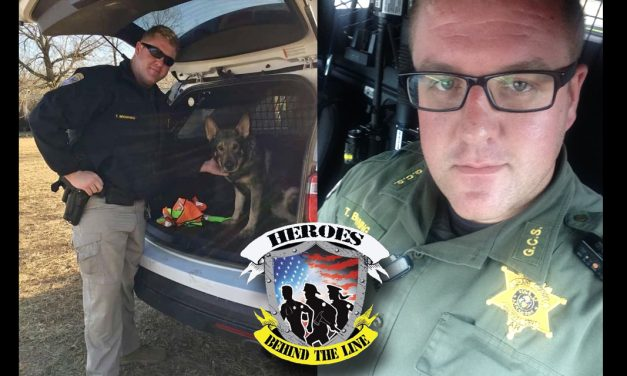 Profiles In Courage – Heroes Behind The Line