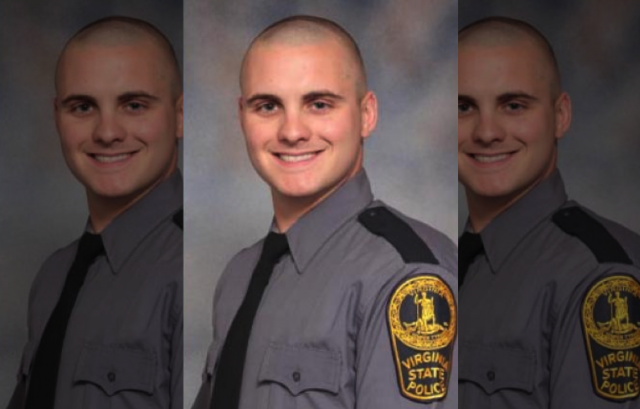 Virginia State Trooper Killed Serving Warrant