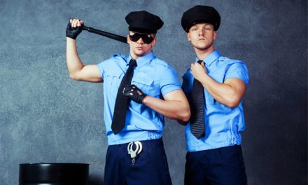 Cops Get Call For Noise Complaint, Bachelorette Party Thinks Responding Officers Are Strippers