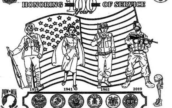 """New Jersey Schools Tap Out Of American Legion Coloring Contest Over """"Inappropriate Image"""""""