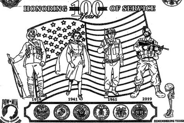 "New Jersey Schools Tap Out Of American Legion Coloring Contest Over ""Inappropriate Image"""