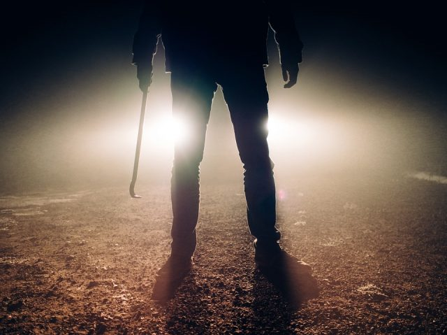 (Murderer Free for commercial use No attribution required from Pixabay.)