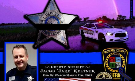 "In Memoriam Deputy Sheriff Jacob ""Jake"" Keltner"