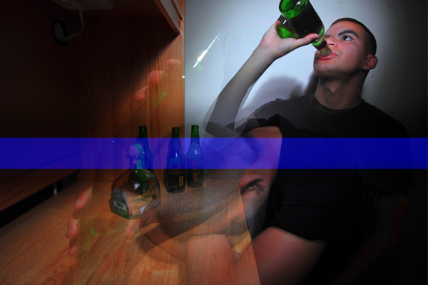 Cop: I Was A Police Officer, Until… Alcohol.  This Is OUR Battle.