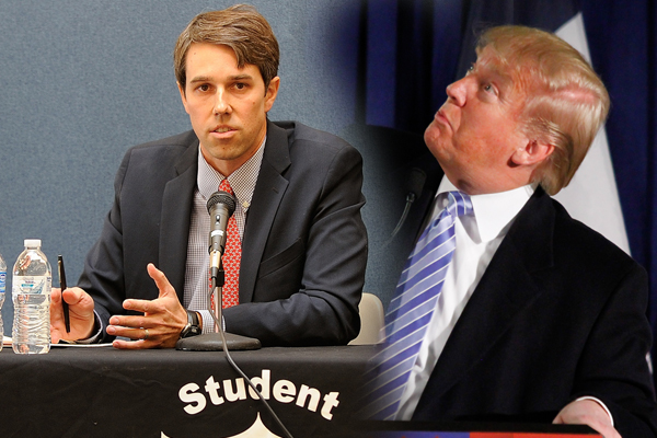 O'Rourke says Trump's 'sh*t-eating smirk' gave 'green light' to El Paso shooter