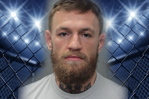 MMA's Conor McGregor Arrested, Charged With Attacking Fan Who Was Taking His Picture