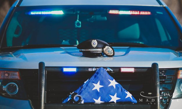 Thanksgiving tribute from C.O.P.S. explodes.  Help us honor those who hold the Thin Blue Line.