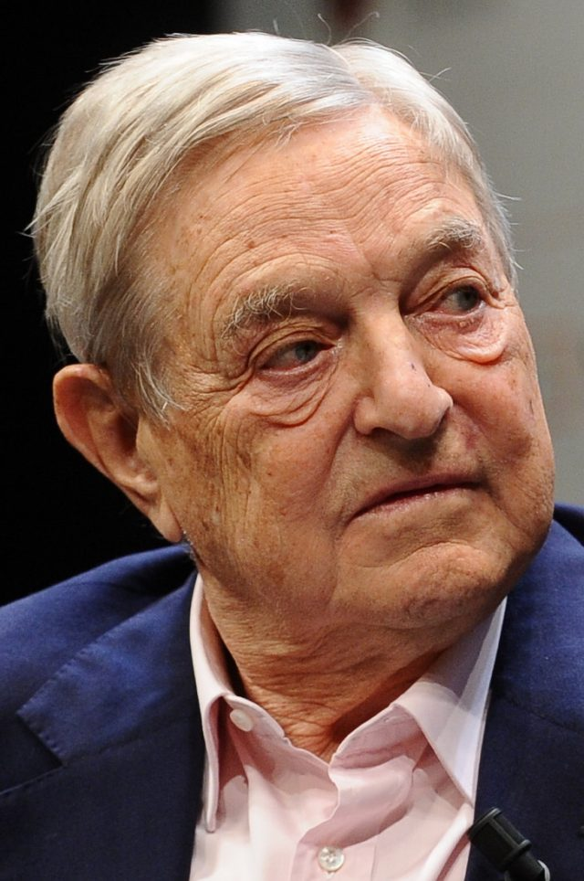 George Soros Spent $408k on Prosecutor in Jussie Smollett Case