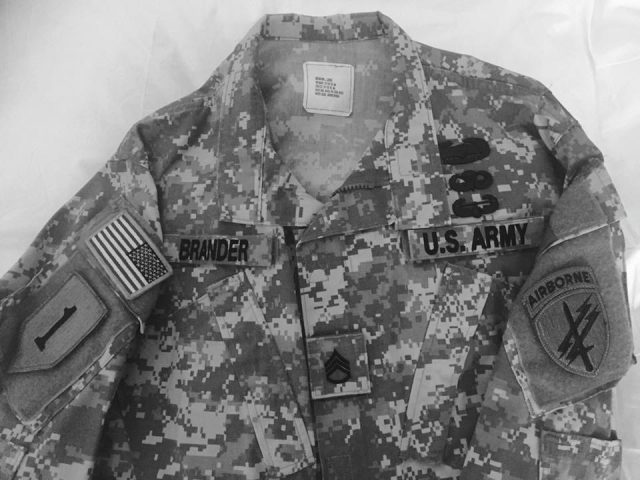 Why is the American flag backwards on uniforms?