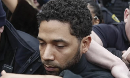 Case NOT closed!  Jussie Smollett could end up in prison after all.