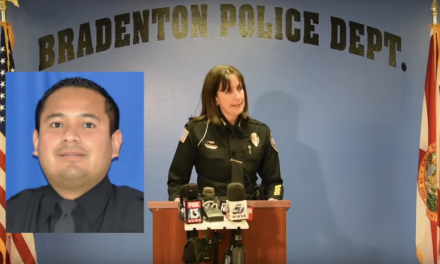 Police chief says ex-officer used sensitive database as a dating service