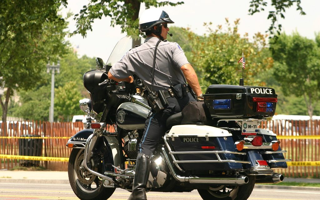 The Cop and The 1% Outlaw Biker