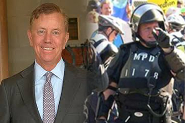 CT Governor To ICE: I'm The Boss – ICE: (Laughs Hysterically)